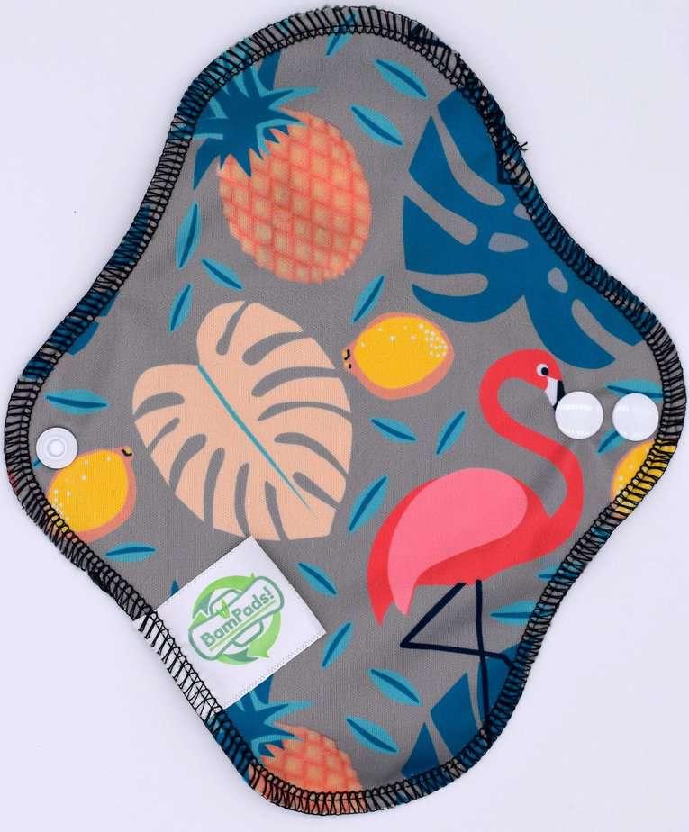 tropical reusable pantyliner